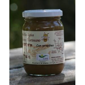 Miel con Propoleos Producción Ecologica, 250 gr