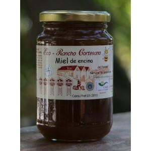 Miel de Encina Producción Ecológica 250 Gr.