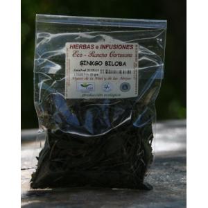 Ginkgo Biloba Producción Ecológica 20 Gr.