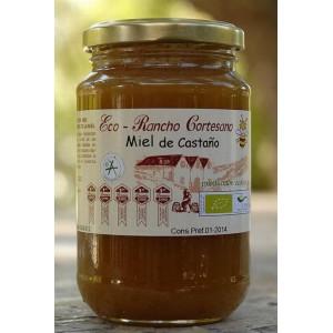 Miel de Castaño de producción ecológica 500 grs