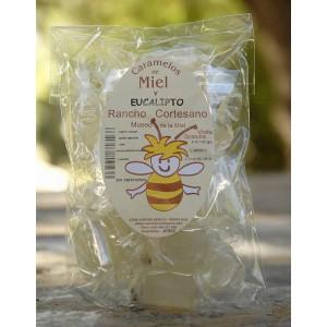 Caramelo de Miel y Eucalipto, 100 gr