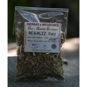 Regaliz Raiz, Producción Ecológica 20 gr