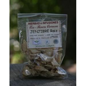 Jengibre Raiz, Producción Ecológica 20 gr