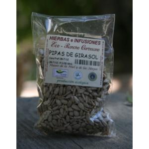 Pipas de Girasol 250 gr, Producción Ecológica